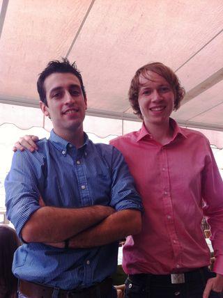 Eduardo y Enrique