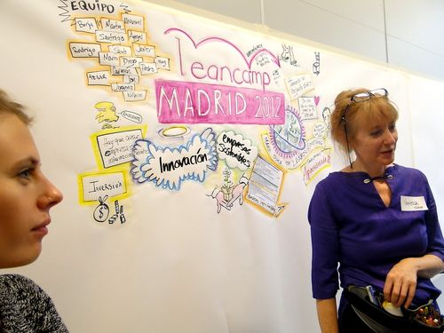 Vanessa Smith at LCMAD